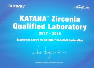 Certificazione Katana